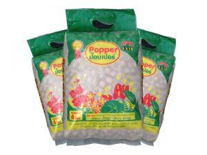 เม็ดดินเผา Popper